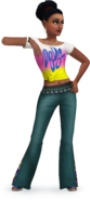The Sims Mobile Render 05