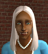 Willow Nigmos corrupted face in CAS