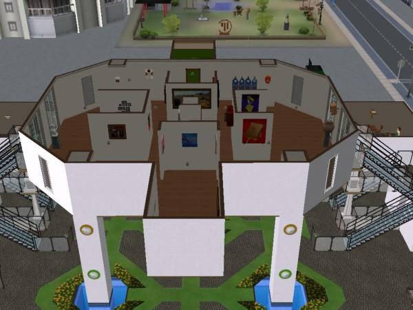 Deh'Javu Modern Art Museum