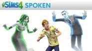 Spoken in De Sims 4 Trailer