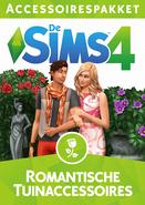 De Sims 4 Romantische Tuinaccessoires cover