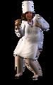 Les Sims 10 ans Render 7