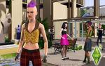 Les Sims 3 Fond d'écran Art 1680x1050