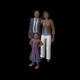 Семья Велофф