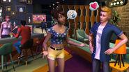 Sims4 Noche de Bolos 1