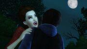 TS3 supernatural vampire bit