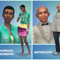 Черта характера (The Sims 4)