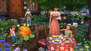 The Sims 4 Cottage Living Screenshot 04