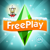 The Sims Freeplay Christmas in London update icon