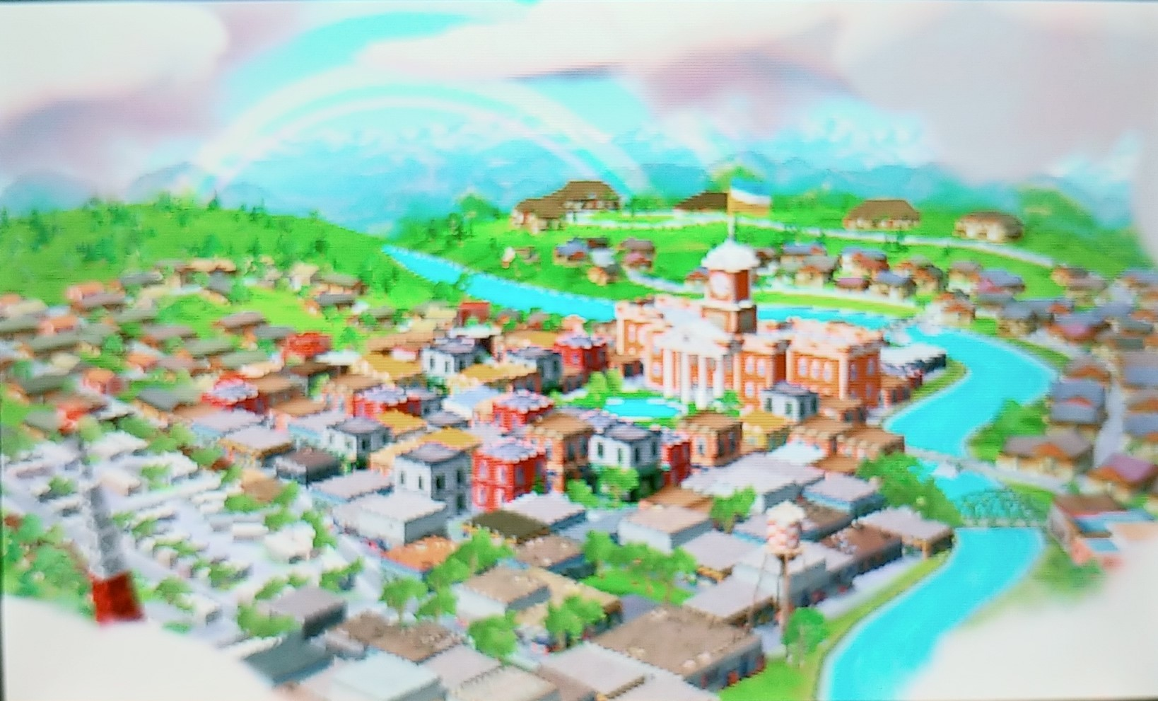 Nintendo 3DS neighborhood