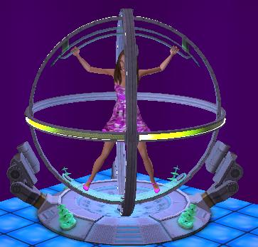 Dance sphere
