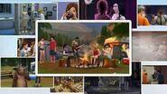 Les Sims 4 Vivre Ensemble - Conférence EA Gamescom 2015