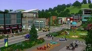 TS3 sp4 town
