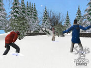 The Sims 2 Seasons Screenshot 16