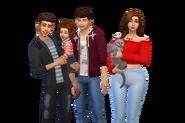 Lincoln croft family 3