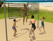 Sims1VacationVolleyball