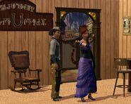 TS3 Movie Stuff Western theme 02
