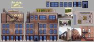 Sims 4 Urbanitas Arte Conceptual 10