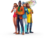 The Sims 4 Seasons Render 02