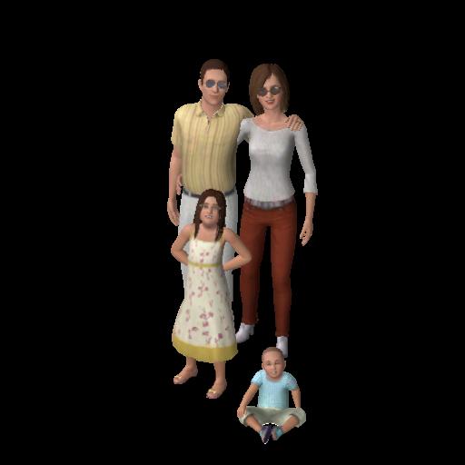 Famille Monty