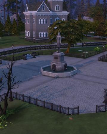 Sims4 Vampiros Forgotten Hollow 2.png