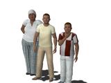 Семья Пекарь