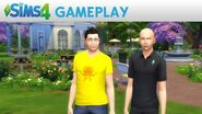 De Sims 4 Live Gameplay Walkthrough officiële trailer