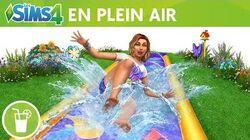 Les Sims 4 En plein air bande-annonce officielle