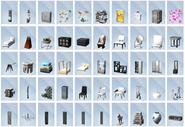Sims4 Urbanitas Objetos1