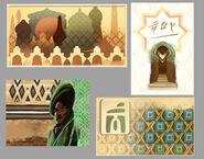 Sims 4 Urbanitas Arte Conceptual 4