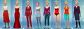 Judith Ward Outfits