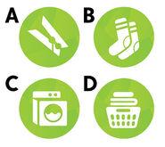 Laundry Day Stuff (Icons)