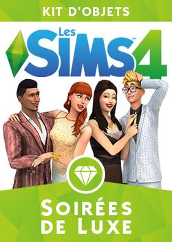 Packshot Les Sims 4 Soirées de Luxe.png