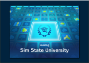 University Loading Screen