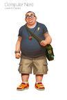 Les Sims 4 Concept art 13