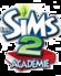 Logo Les Sims 2 Académie.png