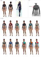 Sims 4 Rumbo a la Fama Arte Conceptual 5