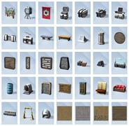 Sims 4 Viaje a Batuu Objetos 3
