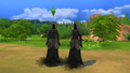 Two Controllable Grim Reapers