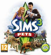 Les Sims 3 A&C (Jaquette Anglaise Consoles)