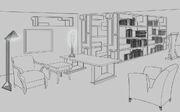 Les Sims 3 Vie Citadine Concept art 1