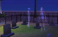 Sims2 ghosts
