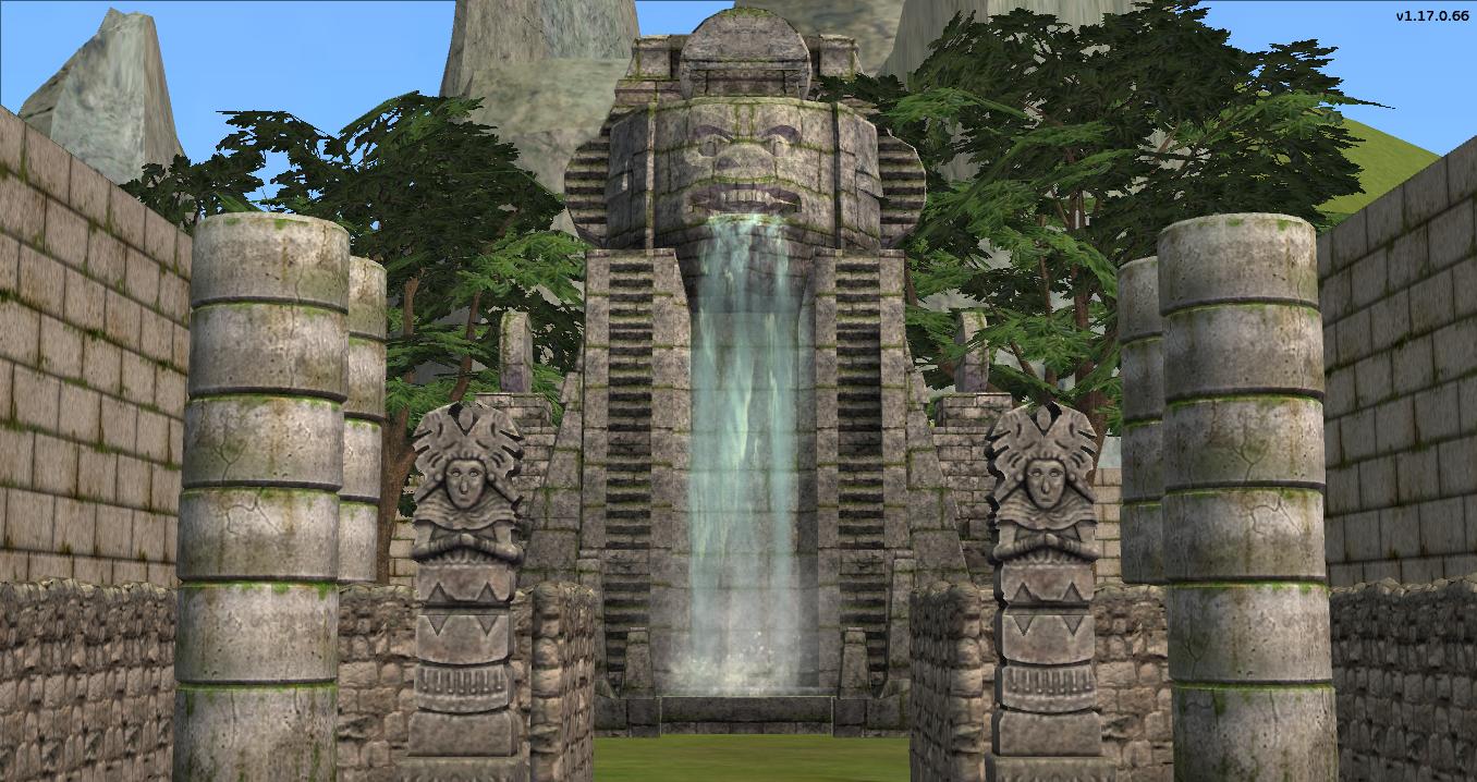 Temple of Jumbok IV