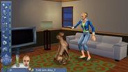The Sims 2 Pets PSP Screenshot 02