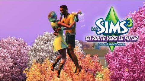 Les Sims 3 En Route vers le Futur - Vidéo commentée de Gameplay