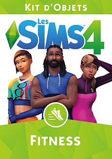 Packshot Les Sims 4 Fitness.png