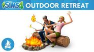 The Sims 4 Outdoor Retreat Official Trailer