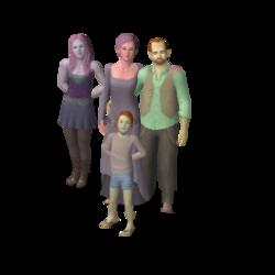 Семья О'Рейли