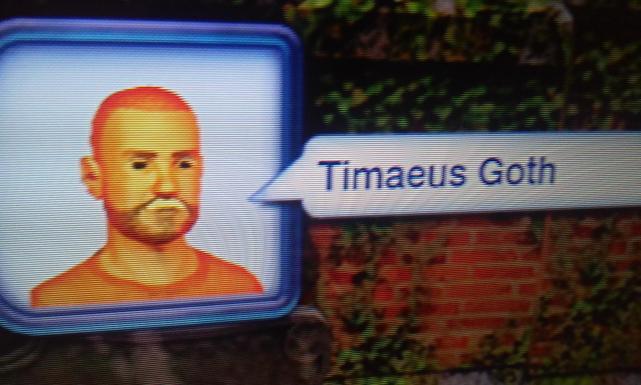 Timaeus Goth