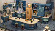Sims 4 Cocina campestre 2